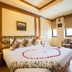 Отель Tiger Inn 3* Улучшенный номер с двуспальной кроватью