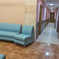 Гостиница Travel Inn Aviamotornaya 2* Кровать в общем номере с двухъярусной кроватью фото 4