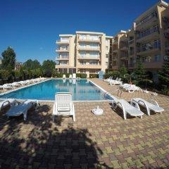 Отель VP Kamelia Garden Studios Солнечный берег бассейн фото 3
