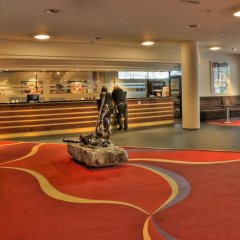 Отель Scandic Parken Норвегия, Олесунн - отзывы, цены и фото номеров - забронировать отель Scandic Parken онлайн интерьер отеля фото 3