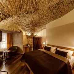 Отель Archibald At the Charles Bridge 4* Стандартный номер с различными типами кроватей