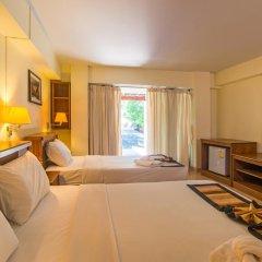 Krabi City Seaview Hotel 2* Стандартный номер с различными типами кроватей фото 4