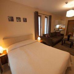 Апартаменты Green Life Family Apartments Pamporovo Стандартный номер с различными типами кроватей