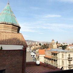 Envoy Hostel балкон