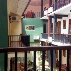 Senrose Hotel балкон