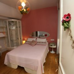 Отель Noble House Galata 3* Стандартный номер с различными типами кроватей фото 13