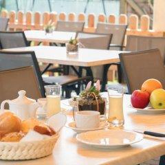 Отель Garni Gartenheim Кальдаро-сулла-Страда-дель-Вино питание фото 2
