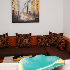 Апартаменты Azzuro Lux Apartments комната для гостей фото 5
