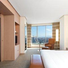 Отель Melia Valencia 4* Стандартный семейный номер с различными типами кроватей фото 2