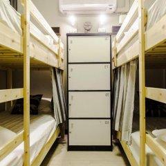 I-Sleep Silom Hostel Кровать в женском общем номере с двухъярусной кроватью фото 4