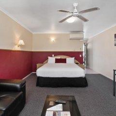 Отель Prince Motor Lodge 3* Студия с различными типами кроватей фото 7