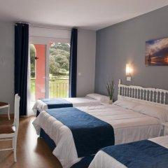 Отель Campomar Испания, Арнуэро - отзывы, цены и фото номеров - забронировать отель Campomar онлайн комната для гостей фото 3