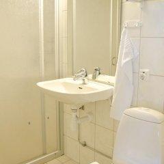 Отель Sunderby Folkhögskola Hotell & Konferens 3* Стандартный номер с различными типами кроватей фото 2