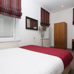 Отель Euston Square 3* Стандартный номер с различными типами кроватей фото 6