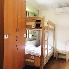 Envoy Hostel Кровать в общем номере с двухъярусной кроватью фото 4