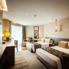 Отель A-One Pattaya Beach Resort 4* Номер Делюкс с различными типами кроватей фото 4