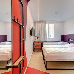 MEININGER Hotel Leipzig Hauptbahnhof 3* Стандартный номер с различными типами кроватей фото 2