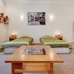 Отель Rigaapartment Gertruda 3* Стандартный номер с 2 отдельными кроватями (общая ванная комната)