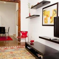 Отель Apartamentos MLR Paseo del Prado Испания, Мадрид - отзывы, цены и фото номеров - забронировать отель Apartamentos MLR Paseo del Prado онлайн удобства в номере фото 2