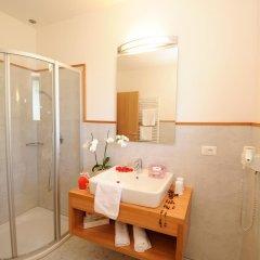 Hotel Apartments Feldhof Сцена ванная