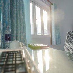 Отель LeBlanc Saigon 2* Номер Премьер с двуспальной кроватью фото 8
