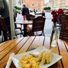 Отель 24W Kruszwicka Old Town - Stare Miasto питание