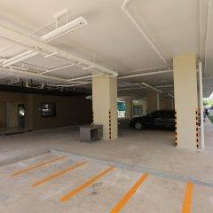 Отель Naka Residence парковка