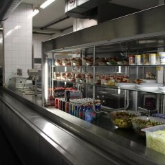 Geneva Hostel питание фото 3