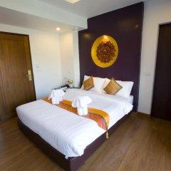 Отель Korbua House 3* Стандартный номер с различными типами кроватей фото 5