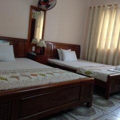 Don Hien 2 Hotel 2* Номер Делюкс с различными типами кроватей фото 4