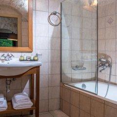 Отель Happy Cretan Suites Люкс с различными типами кроватей фото 11