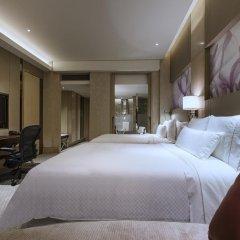 Westin Xiamen Hotel 4* Номер Делюкс с различными типами кроватей фото 4