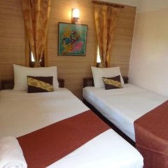 Отель Seashell Resort Koh Tao 3* Бунгало с различными типами кроватей фото 3