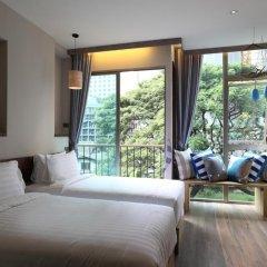 Tints of Blue Hotel 3* Студия с различными типами кроватей фото 6