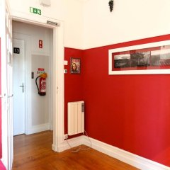 Rivoli Cinema Hostel Стандартный номер двуспальная кровать (общая ванная комната) фото 5