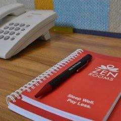 Отель Zen Premium Silom Soi 22 Улучшенный номер фото 5