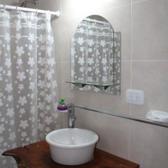 Отель Finca Cabanas Terrazas del Diamante Сан-Рафаэль ванная фото 2