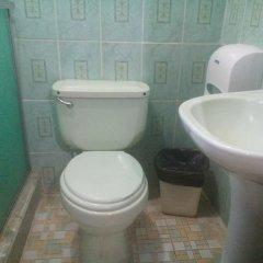 Hotel Ejecutivo Plaza Central ванная