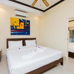 The Serenity Golf Hotel 3* Стандартный семейный номер разные типы кроватей фото 6