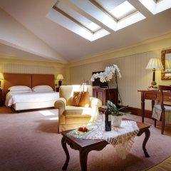 Hotel Excelsior Palace Palermo 4* Номер Делюкс с различными типами кроватей фото 2