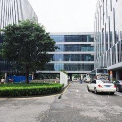 Отель Guangzhou HipHop Apartment Poly World Trade Branch Китай, Гуанчжоу - отзывы, цены и фото номеров - забронировать отель Guangzhou HipHop Apartment Poly World Trade Branch онлайн парковка