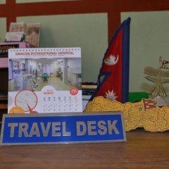 Отель Pokhara Peace Непал, Катманду - отзывы, цены и фото номеров - забронировать отель Pokhara Peace онлайн детские мероприятия фото 2