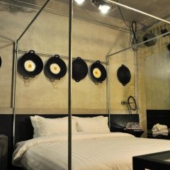 Отель Inn a day 3* Номер Делюкс с различными типами кроватей фото 28