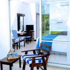 Отель Voyager Beach Resort 4* Стандартный номер с различными типами кроватей фото 5
