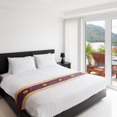 Отель Santosa Detox and Wellness Center пляж Ката комната для гостей фото 2