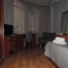 Отель VIP Victoria 3* Стандартный номер двуспальная кровать фото 3