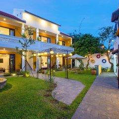 Отель OHANA Garden Boutique Villa 2* Стандартный номер с различными типами кроватей фото 8