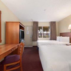Отель Days Inn Las Vegas at Wild Wild West Gambling Hall 2* Стандартный номер с различными типами кроватей фото 9