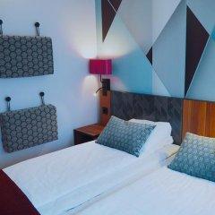 Отель Scandic Solli Oslo 3* Номер категории Эконом с различными типами кроватей фото 6