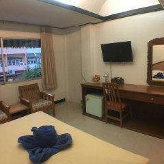 Отель Bangkok Condotel 3* Номер категории Эконом с различными типами кроватей